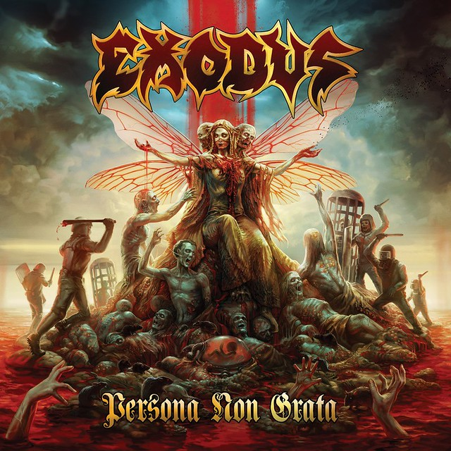 Exodus Release Lyric Video For Second New Single Clickbait