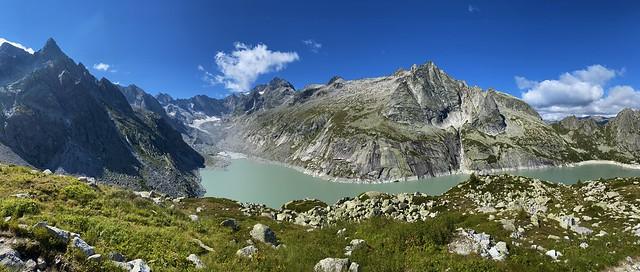 Lago d'Albigna, Graubünden, Switzerland