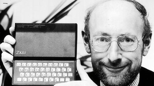 Homenaje a Sir Clive Sinclair y a su ZX-81