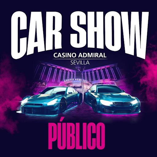 CAR SHOW CASINO ADMIRAL SEVILLA