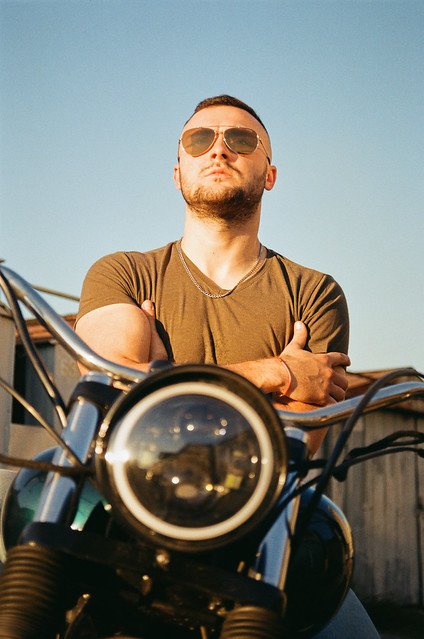 Edgy Rider