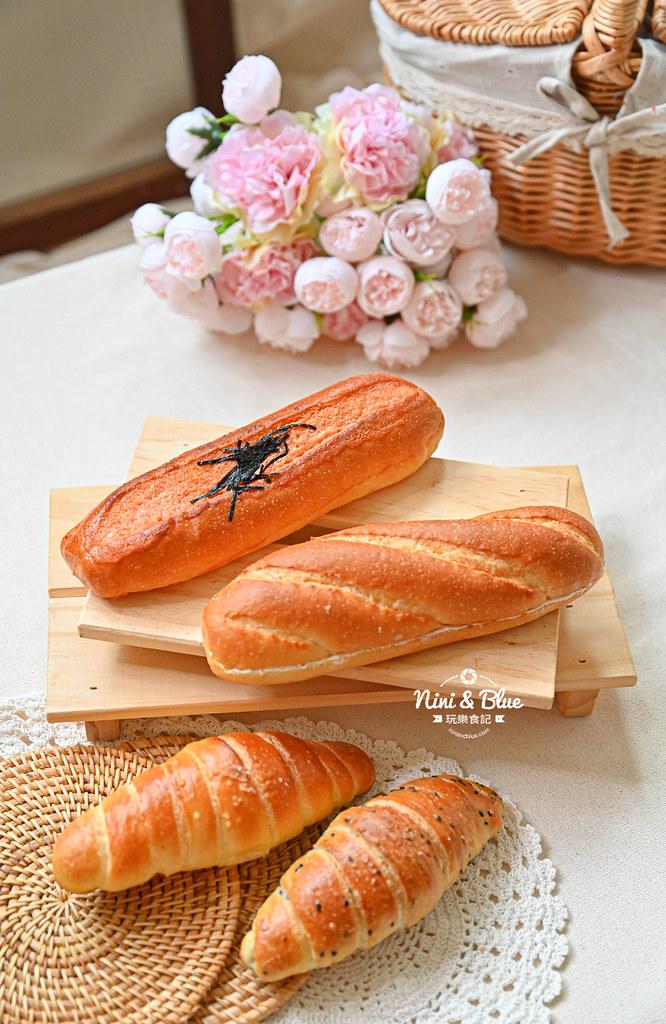 BOB生吐司 可頌 暘光田麥15