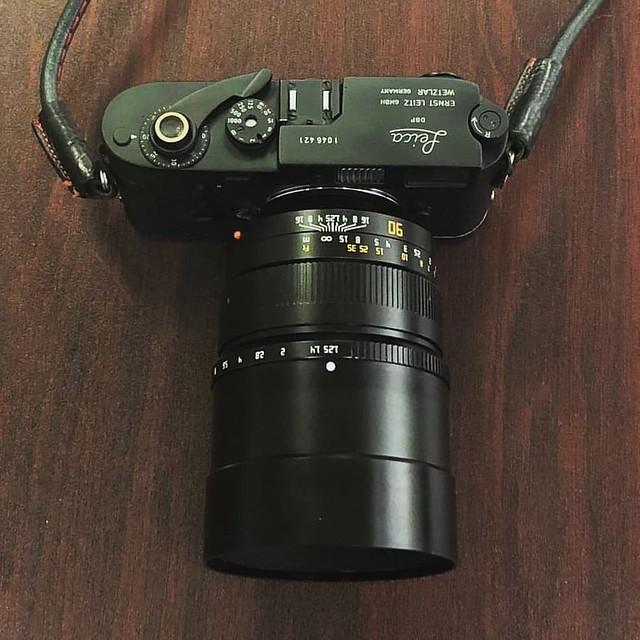 Ttartisan 90mm f1.25 銘匠光學人像皇