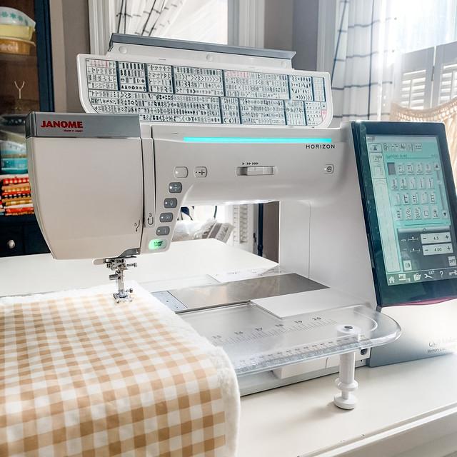 Janome Sewing