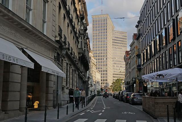 Rue de Namur - Bruxelles (Belgium)