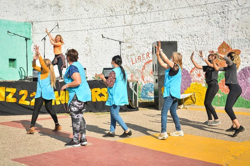 El CPC Rancagua celebró su 22 Aniversario con números artísticos y feria de emprendedores