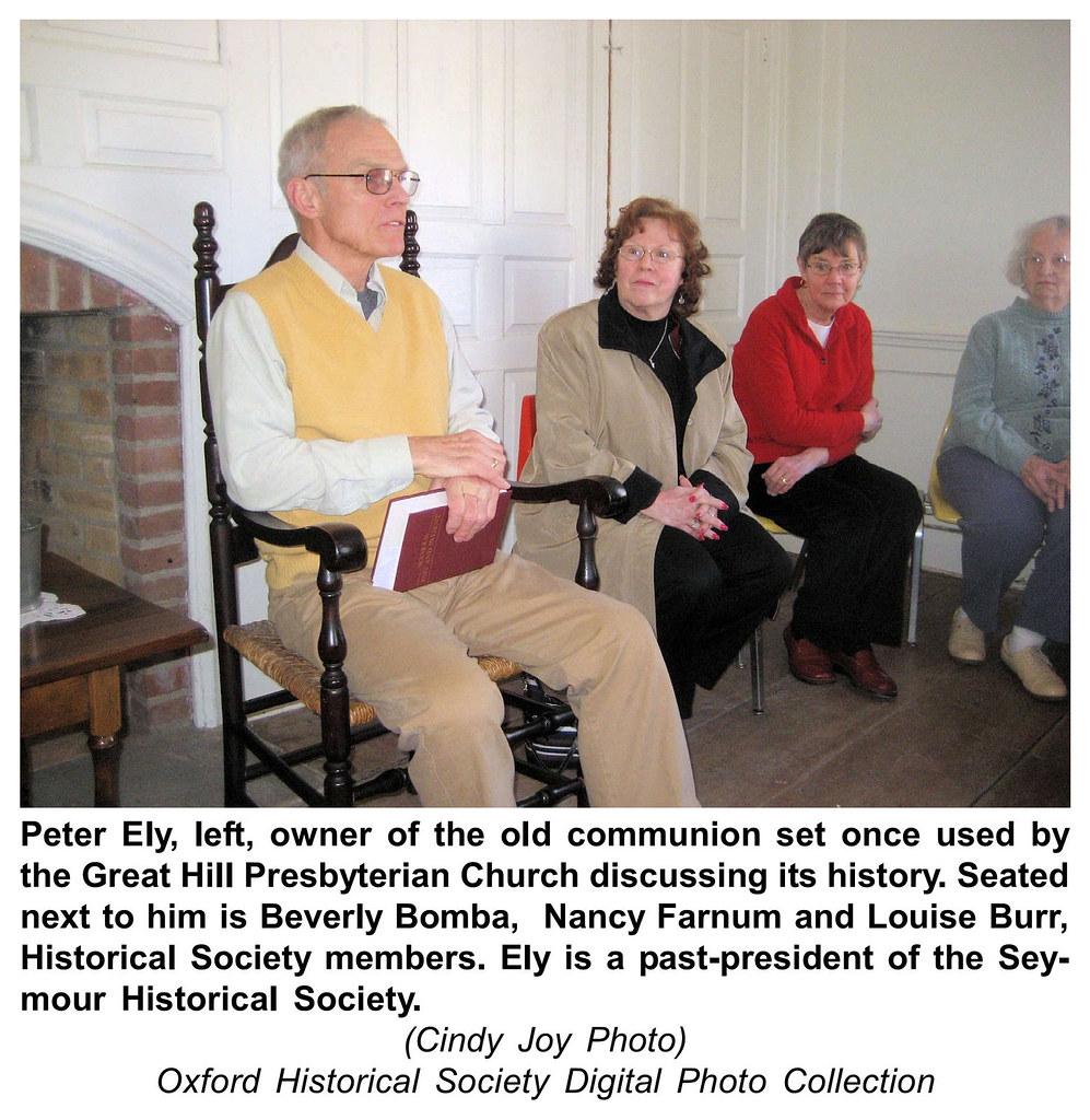 16 Peter Ely, Beverly Bomba, Nancy Farnum, Louise Burr 3-19-11 (2)