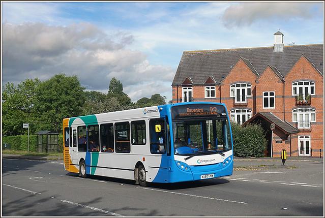Stagecoach 36214