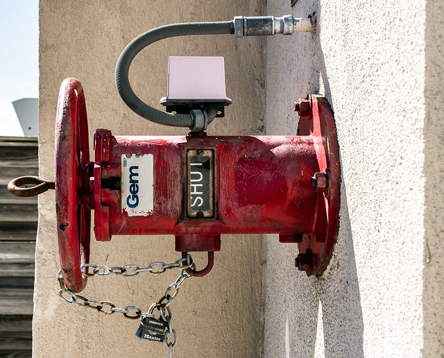 Industrial Hydrant