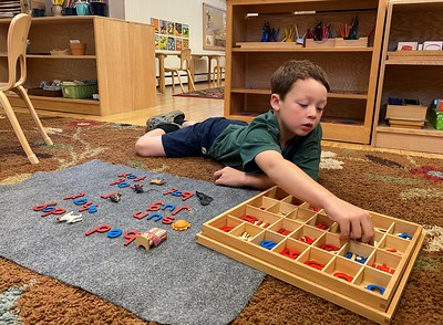 sounding out and building words