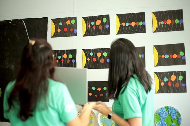 Mostra Pedagógica 2º trimestre - Prof. Maria