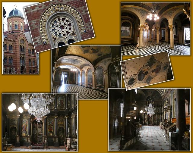 Griechenkirche zur Heiligen Dreifaltigkeit / 'Holy Trinity Greek Orthodox Church'