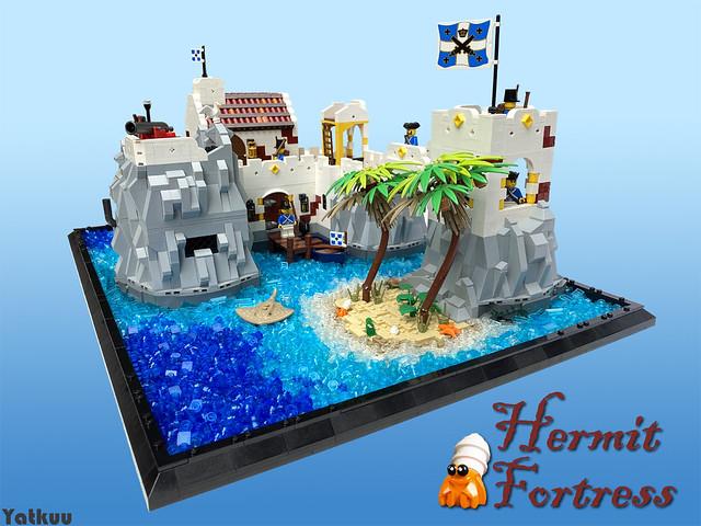 Hermit Fortress