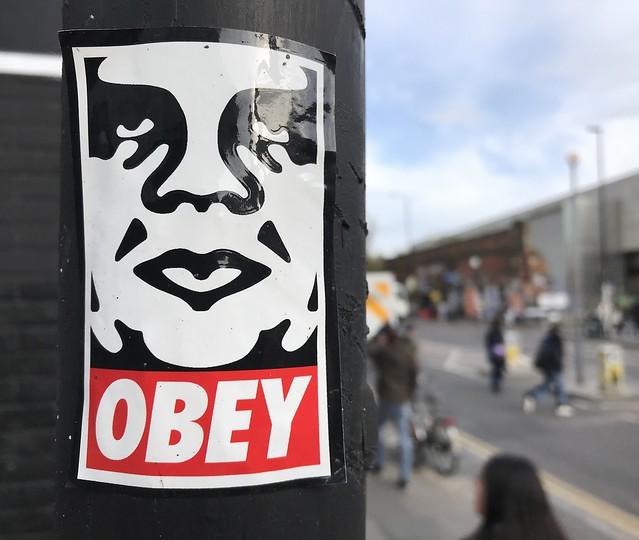 Obey Giant Shepard Fairey