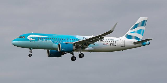 BA A32N G-TTNAv2 Sep21
