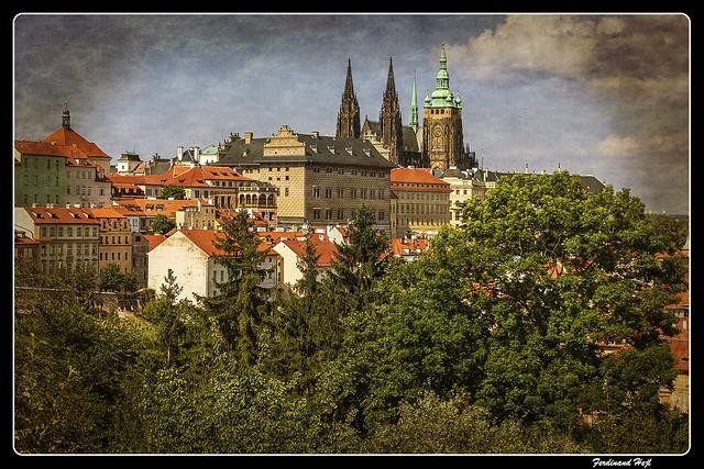 Praha_Prague_Prague castle