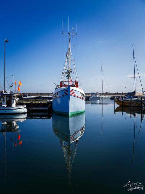 Sailing Boat, Havnebyen 2020