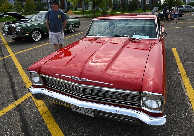 1966 Chevy II Super Sport