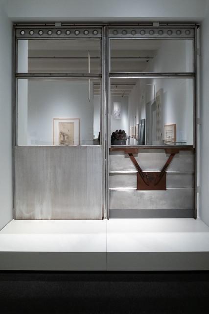 Jean Prouve. CaixaForum exhibition #2