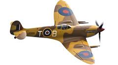 RAF Supermarine Spitfire JG891 G-LFVC 249 Squadron