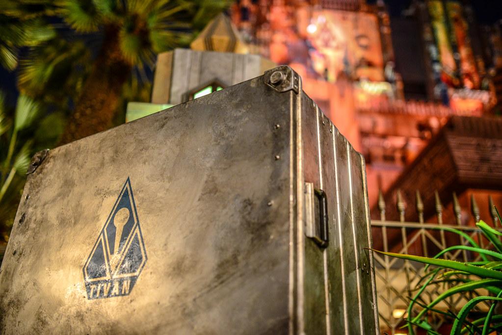 GotG Mission breakout suitcase DCA Avengers Campus