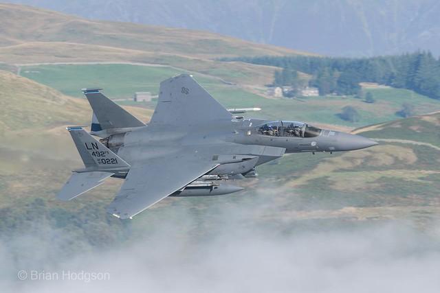 97-0221  'LN'  F-15E  USAF  492 FS  48 FW