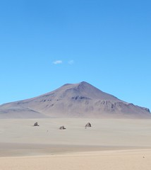 Desierto de Salvador Salí. Departamento de Potosí. Bolivia.