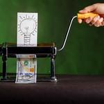 turning my ideas into cash