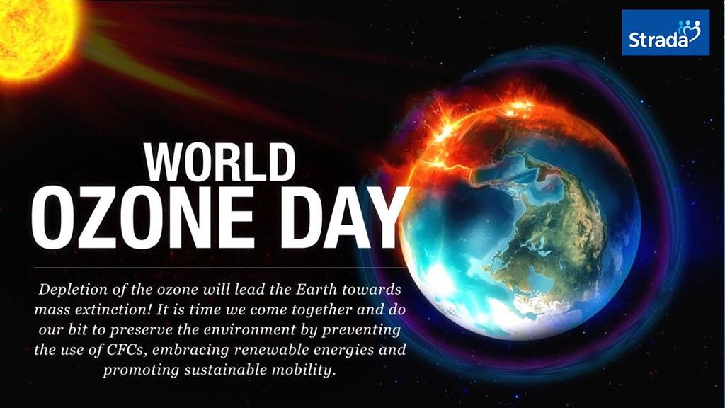 Peringatan Hari Ozon Internasional