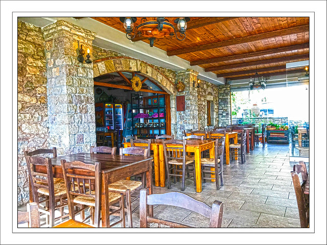 Ithoni Tavern Restaurant, Mavrommati, Greece