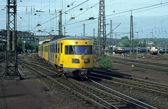 DE2 178 NS, Aachen Hbf, 12/05/1992