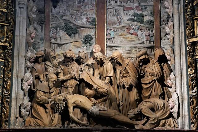 SANTIAGO DE COMPOSTELA, Catedral, Capilla de la Piedad,
