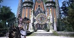Pretty and Strider visit the Sanctum of the 12