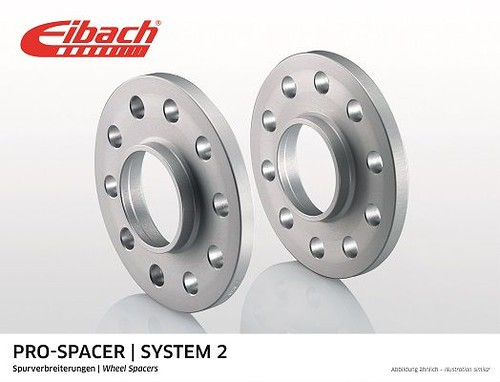 Track widening Spacer 20 mm for Smart ForTwo 453 models 40 mm per axel