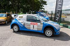 Peugeot 206 WRC Michel Vaillant - 2004