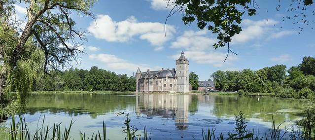 Horst castel panorama
