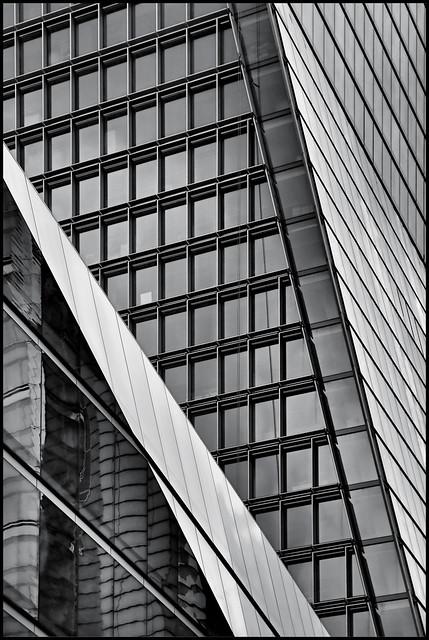 UK - London - Skyscraper shapes_mono_DSC8096