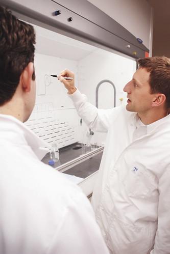 Inpria scientists