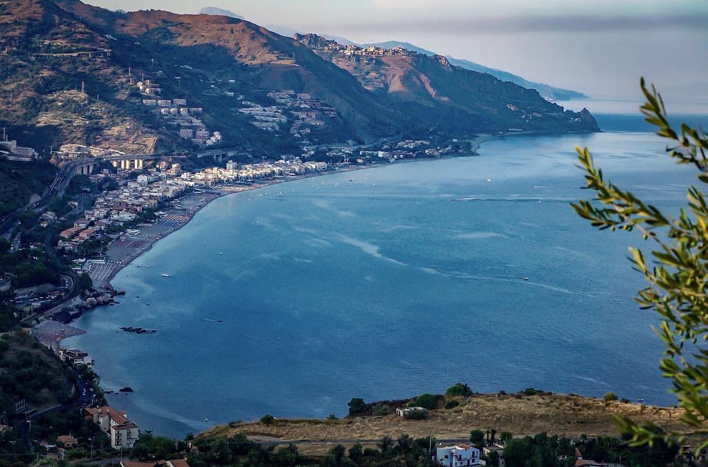 Taormina, Isola Bella, Sycily