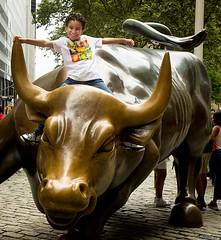 Wall Street Bull - 1