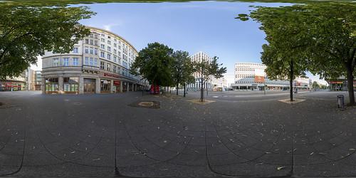 Tourist Information Magdeburg (360 x 180)
