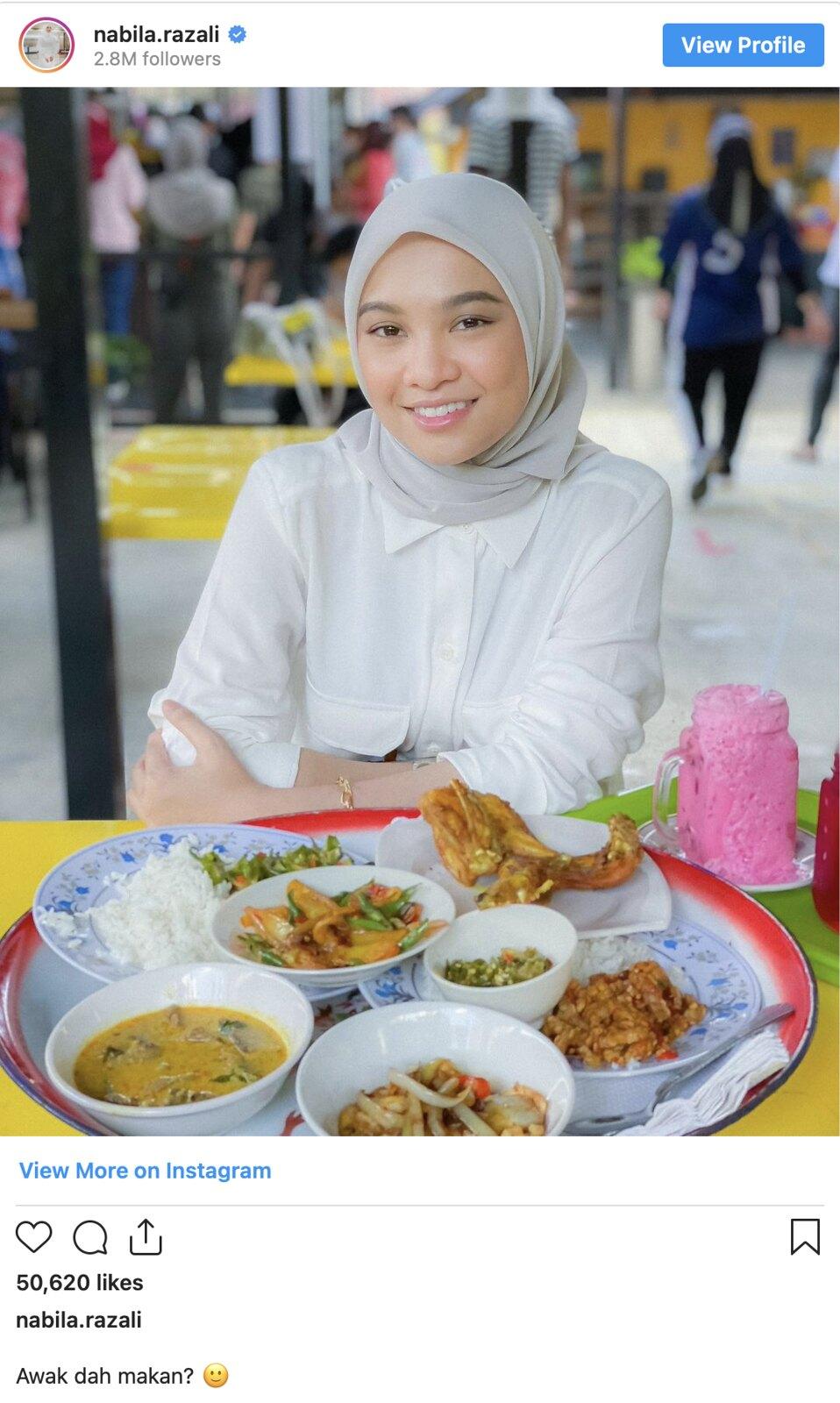 Nabila Razali Rugi Rm2,000 Selepas Cawangan Kedai Ayam Goreng Dipecah Masuk