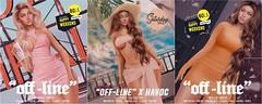 """""""Off-Line"""" x Weekend Sales"""