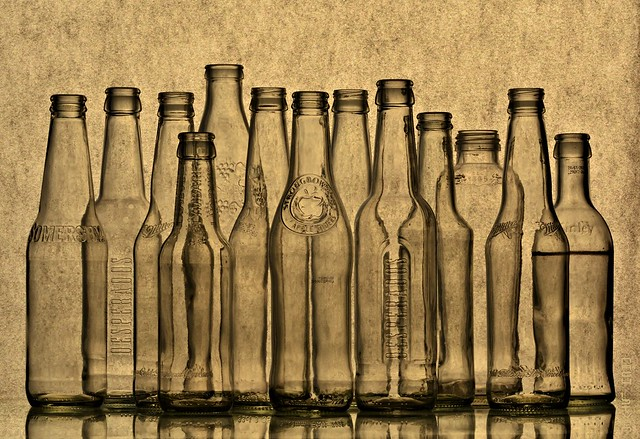 Colorless Glass Bottles #2 (Explore 2021/09/18)