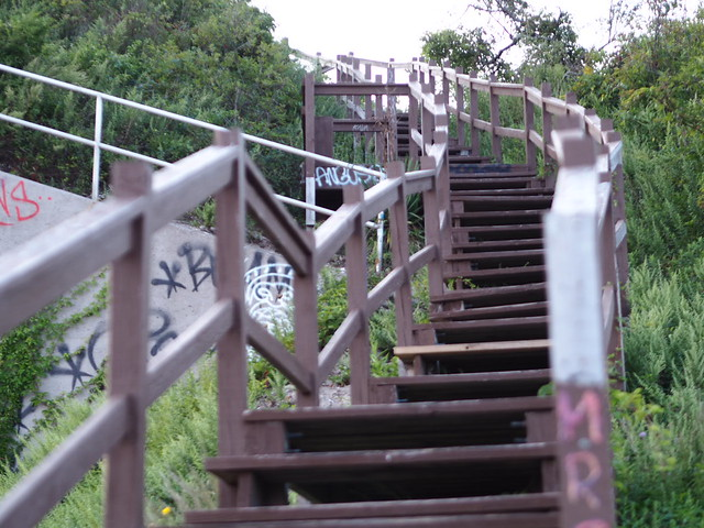 stairway - Queens, NY