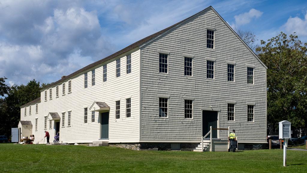 Great Friends Meeting House - Newport, RI