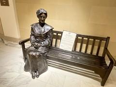 Statue of Kate Barnard
