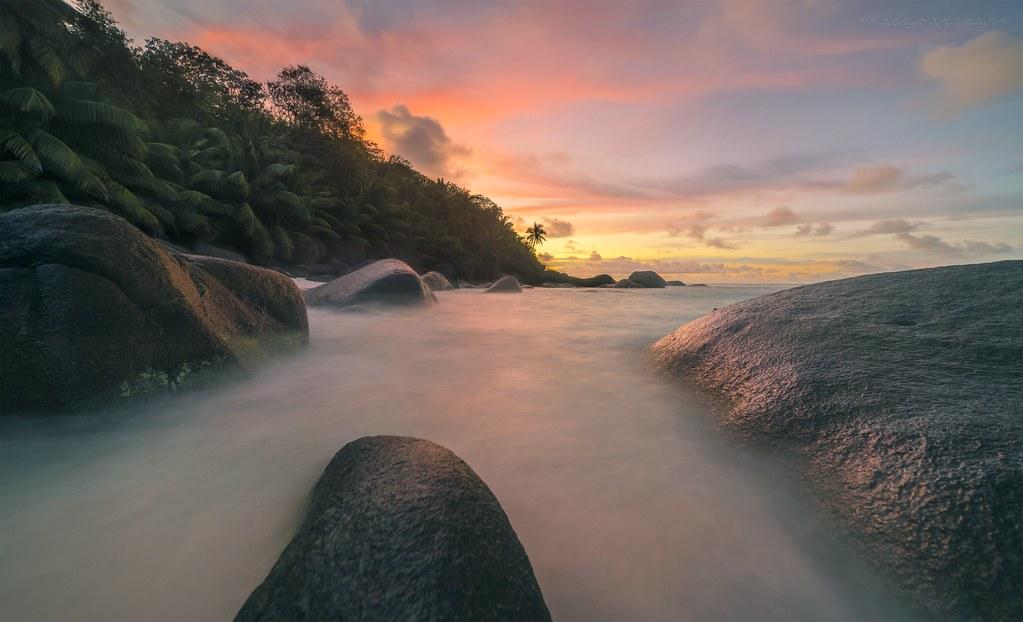 Baie Cipailles - Silhouette Island - Seychelles 2021