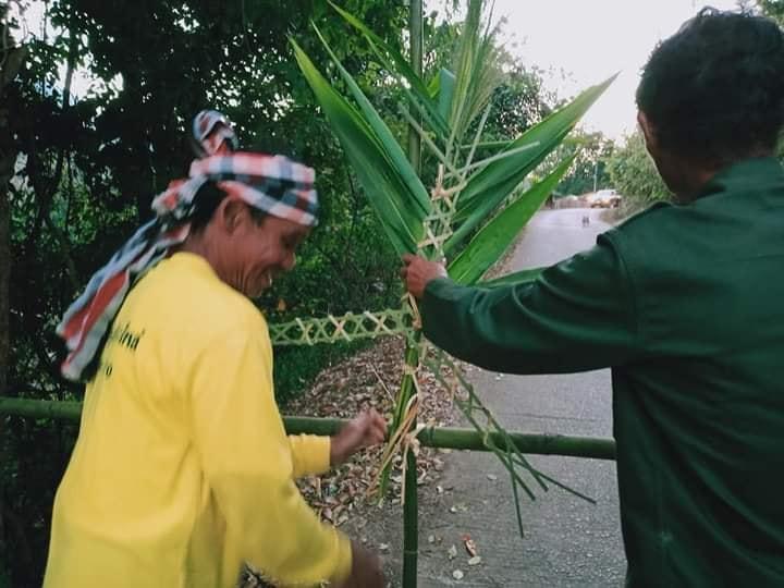 'เกร๊าะหยี่' พิธีกรรมของชาวปกาเกอะญอ คือการปิดหมู่บ้านเพื่อป้องกันโรคร้ายตามความเชื่อดั้งเดิม