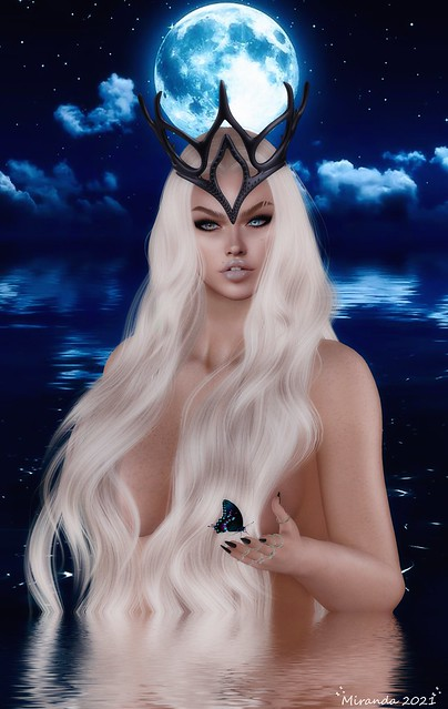 My look #224 - The Moon Princess 😍♥😍